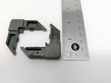 50 pcs 5/16 x 3/4 external window screen nylon plastic corners  BRONZE