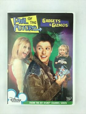 Phil Of The Future Gadgets  Gizmos DVD 2005