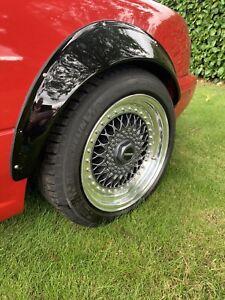 Compomotive CXN Split Rim 3 Piece Alloy Wheels, VW, MX5, Vauxhall 4x100