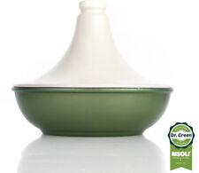 Tajine in alluminio antiadente Dr Green Ø 24 Risoli Dr Green coperchio ceramica