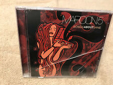 Maroon 5 Songs about Jane CD 03 Octjay Playgraded
