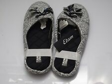 ETAM dames pantoufles Size UK 4 BRAND NEW