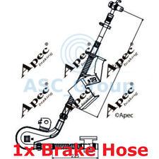 Apec BRAKING 275mm Scheibe Bremssattel Flexibel Gummischlauch Hos3939