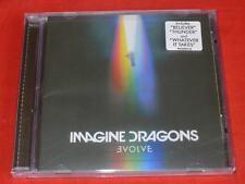 Evolve by Imagine Dragons (CD, Jun-2017, Interscope (USA))