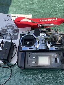 futaba transmitter 6EX 2.4ghz