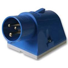 Caravane Viseur Énergie Surface Support Prise 240 V 16a Bleu Ip44 [006427]