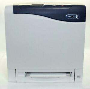 Xerox Phaser 6500 Color Laser Printer-used