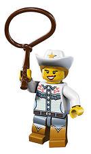 LEGO® Minifiguren 8833 Serie 8 Cowgirl