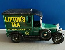 1978 Matchbox Lesney 1927 Talbot Van Lipton Model Of Yesteryear No. Y-5 England