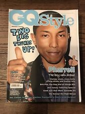 6c3177812ad British GQ Style Magazine - Autumn Winter 2013 (Pharrell Williams)