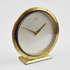 Junghans Master Ato-Mat - Lic Ato - Vintage Mid-Century Clock - Old Table Clock