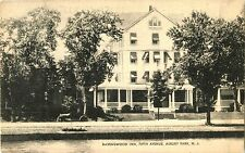A View of the Ravenswood Inn, Fifth Avenue, Asbury Park NJ