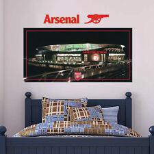 Arsenal Football Club Emirates Estadio Exterior Pared Dormitorio Mural Regalo