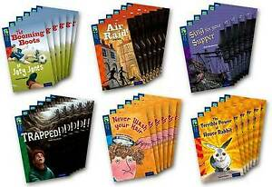 Oxford Reading Tree TreeTops Fiction: Level 14 More Pack A: Pack of 36, Gates, S