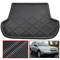For Subaru Outback 2010-2014 Rear Trunk Cargo Liner Boot Mat Floor Tray Carpet
