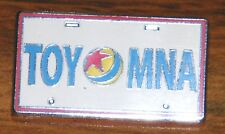 "Disney / Pixar ""Toy Mna"" Licensed Plate Tag Shaped Official Trading Pin 2010"