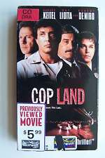 Cop Land VHS Video Tape