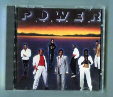 Lakeside CD Power © 1987 FIRST PRESS MADE IN USA - # cd-72553 Solar-Records