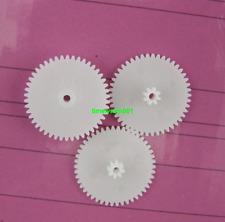 2pcs 46082A Plastic gear Motor gear 46T/8T-2A Toy DIY model
