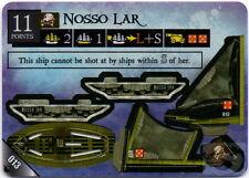 Wizkids Pirates Pocketmodel - Nosso Lar (ship) PatOE 013 U