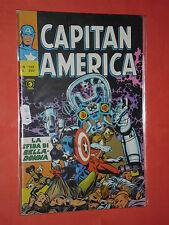 CAPITAN AMERICA- n°102-  prima SERIE 1°- DEL 1977 - EDIZIONI CORNO-  RARO