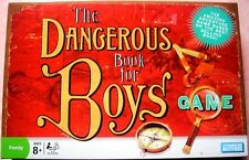 DANGEROUS BOOK FOR BOYS Board Game, 2008, Parker Brothers, NEAR MINT PLUS!