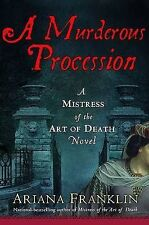 A Murderous Procession (Mistress of the Art of Death)-ExLibrary