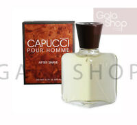 CAPUCCI POUR HOMME AFTER SHAVE 100ML DOPOBARBA UOMO CLASSICO MEN HOMME