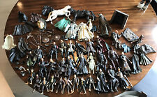 Lot Of 91 Lord Of The Rings NLP Toybiz Marvel Action Figures Toy 33 Figures!