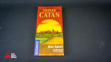 Die Siedler Von Catan 5 Und 6 Spieler Erweiterung IN Deutsch Schnell