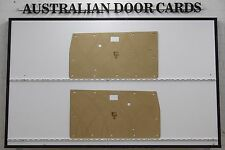 Mitsubishi MH, MJ, Triton Door Cards. Blank Trim Panels.
