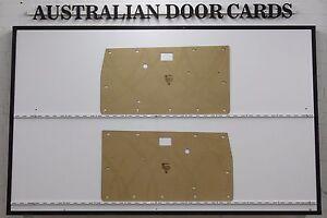 Mitsubishi MH, MJ, Triton Door Cards. Blank Trim Panels.