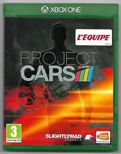 PROJECT CARS / Jeu XBOX ONE / TBE