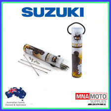 "Suzuki DRZ400E DR-Z400E 2000-2017 21"" Front Wheel Spoke Set with nipples"