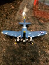 Disney Pixar Die Cast Planes SKIPPER Above the World of CARS #7 Airplane X9461
