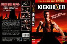 Kickboxer,1989 (DVD,All,Sealed,New) Jean Claude Van Damme