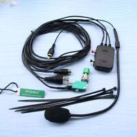 Hands-free Microphone KENWOOD TM261 TM271 TM471 TM461 TK8100 K768G K868G K8180