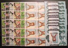 AJMAN 1972, MONKEYS, 10 SETS & 10 SOUVENIR SHEETS, FREE SHIPPING!!!