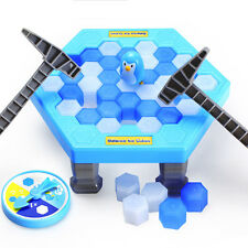 Ice Breaking Save The Penguin Party Supplies Penguin Trap Board Game For Kids