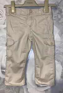 Boys Age 12-18 Months - Gap Cargo Trousers