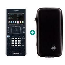 TI Nspire CX Taschenrechner Grafikrechner + Schutztasche Schutzhülle