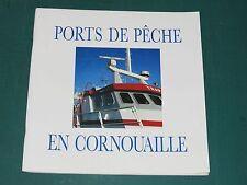 Ports de pêche en Cornouaille CCI Quimper
