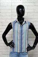 Camicia MARLBORO CLASSICS Donna Taglia Size S Maglia Shirt Woman PARI AL NUOVO