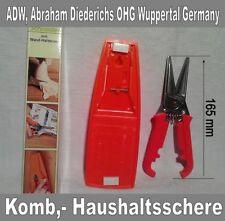 Spezial Haushaltsschere 165 mm, Schere, Kombischere, mit Wandhalterung, Nr.2