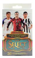 2017-18 Panini Select Soccer Hanger Box 20 Card