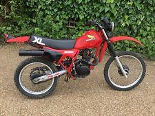 Honda XL200R trail bike, new MOT, clean bike, good runner