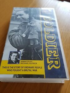 Soldier (VHS)