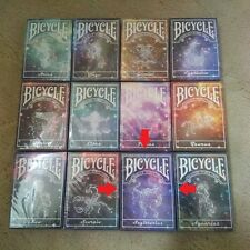 Bicycle Sagittarius Zodiac Deck Constellation Series Playing Cards Limited Rare