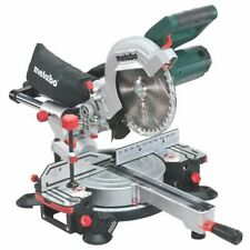 Metabo KGS 216 M Sliding Mitre Saw - 240v