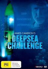 James Cameron's Deep Sea Challenge (DVD, 2014) Region 4
